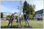 Skoda plants its one millionth tree