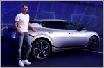 Rafael Nadal promotes use of electric vehicles