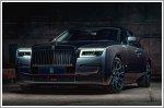 Rolls-Royce reveals the new Black Badge Ghost