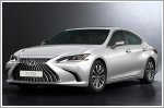 Refreshed Lexus ES comes to Singapore