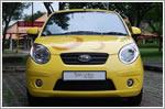 Car Review - Kia Picanto 1.1