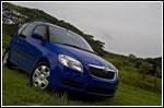 Car Review - Skoda Roomster 1.6