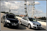Comparison - Fiat Bravo Veloce 185 and Volkswagen Golf GT