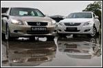 Comparison - Honda Accord 2.0 and Toyota Camry 2.0