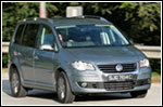 Car Review - Volkswagen Touran Sport 1.4TSI DSG