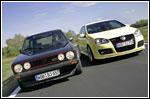 Review - Volkswagen Golf Mark 1-5