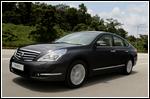 Car Review - Nissan Teana 250XV