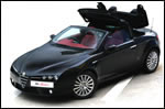 Car Review - Alfa Romeo Spider 2.2 Selespeed