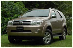 Car Review - Toyota Fortuner 2.7