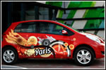 Car Review - Toyota Yaris 1.5 E (A) Facelift
