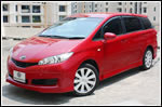 Car Review - Toyota Wish 1.8 X (A)