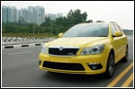 Car Review - Skoda Octavia Combi VRS 2.0 (A)