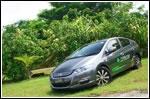 Car Review - Honda Insight Hybrid 1.3 G (A)