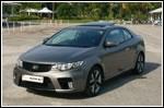 Car Review - Kia Cerato Forte Koup 1.6 (A)