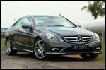 Car Review - Mercedes-Benz Coupe E350 (A)