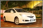 Car Review - Toyota Wish 2.0 Deluxe (A)
