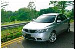 Car Review - Kia Cerato Forte 1.6 SX