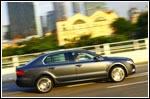 Car Review - Skoda Superb 1.8 Elegance