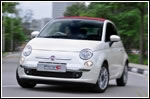 Car Review - Fiat 500 Convertible 1.4 (A)