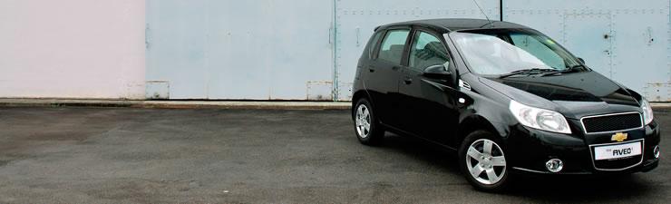 Car Review Chevrolet Aveo5 14 A