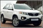 Car Review - Kia Sorento 2.4 EX (A)