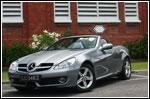 Car Review - Mercedes-Benz SLK200 Kompressor (A)