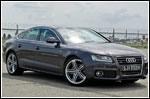 Car Review - Audi A5 Sportback 2.0 TFSI quattro S-tronic (A)