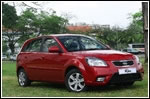 Car Review - Kia Rio 1.4 (A)