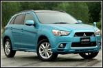 First Drive - Mitsubishi ASX 1.8 M (A)