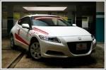 Car Review - Honda CR-Z 1.5 Beta (A)