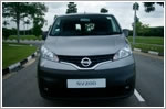 Car Review - Nissan NV200 1.5 (M)