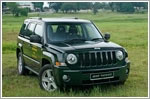 Car Review - Jeep Patriot 2.4 (A)