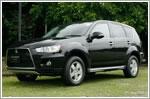 Car Review - Mitsubishi Outlander 2.4 (A)