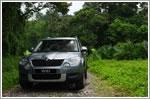 Car Review - Skoda Yeti 1.2 (A)