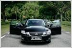 Car Review - Lexus GS300 3.0 (A)