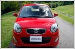 Car Review - Kia Picanto 1.1 (A)