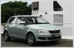Car Review - Skoda Fabia 1.2 TSI (A)