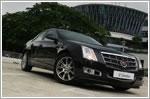 Car Review - Cadillac CTS 3.6 (A)