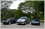 X-Series - Mazda CX-7 2.3 (A), Mazda MX-5 2.0 (A) & Mazda RX-8 1.3 (A)