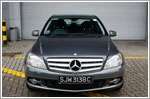 Car Review - Mercedes-Benz C-Class C200 CGI Saloon 1.8 (A)