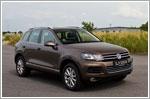 Car Review - Volkswagen Touareg V6 3.6 (A)