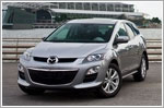 Car Review - Mazda CX-7 2.3 DISI Turbo (A)