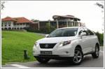 Car Review - Lexus RX270 2.7 Luxury (A)