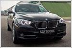 Car Review - BMW 5-Series Gran Turismo 535i (A)