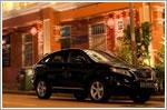 Car Review - Lexus RX350 3.5 Luxury (A)