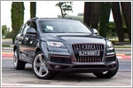 Car Review - Audi Q7 3.0 TFSI quattro Tip [333hp] (A)