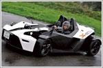 Car Review - KTM X-Bow 2.0 (M)