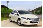 Car Review - Honda Insight Hybrid 1.3 (A)