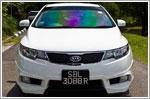Facelift - Kia Cerato Forte 1.6 SX 6-Speed (A)