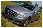 Car Review - Mercedes-Benz R300L 3.0 V6 (A)